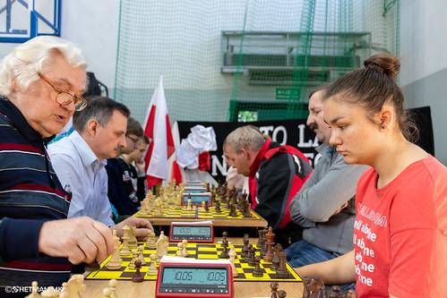 I Turniej Szachowy Dla Niepodległej-2