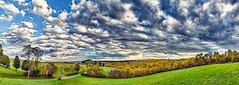 8R9A4321-24Ptzl1sTBbLGERk2 (ultravivid imaging) Tags: ultravividimaging ultra vivid imaging ultravivid colorful canon canon5dm3 clouds sunsetclouds stormclouds autumn autumncolors sky scenic trees twilight rural rainyday road farm fields lateafternoon landscape pa pennsylvania panoramic countryscene vista view evening