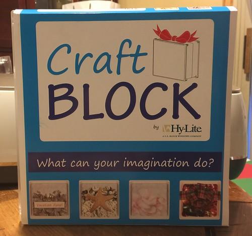Craft Block