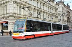 Praha, Národní 20.10.2016 (The STB) Tags: praha praga prague tramvaj tramvaje tramway strassenbahn strasenbahn publictransport citytransport öpnv