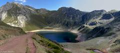 Lago de la Cueva. Lagos de Saliencia. (jesussanchez95) Tags: lagodelacueva lagosdesaliencia somiedo asturias landscape lake mountain water