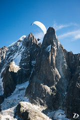 Paragliding in front of Les Drus ©DamienDeschamps (deschdam6@gmail.com) Tags: lesdrus parapente paragliding flying wings mountains playground sky sports outdoors lifestyle explore adventure adventurephotography action actionphotography nature earth summer 2018 grandsmontets chamonix chamonixmontblanc alps alpes rock glaciers climatechange globalwarming photography aerialphotography extremesport extreme