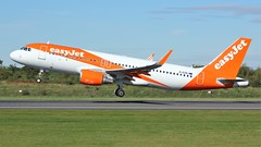 G-EZRJ (AnDyMHoLdEn) Tags: easyjet a320 egcc airport manchester manchesterairport 23l