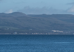 Largs - Dec 2018 (GOR44Photographic@Gmail.com) Tags: largs ayr ayrshire scotland bute island houses water sea cloud firthofclyde hills argyll gor44 panasonic g9 100300mmf456mk2 winter