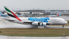 A6-EOC A388 UAE 'EXPO 2020' Blue