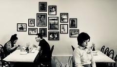 Rangoon Tea House (Andrzej Olszewski) Tags: yangon rangoon burma myanmar asia