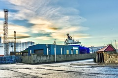 Sea Titus - Aberdeen Harbour Scotland - 20th January 2019 (DanoAberdeen) Tags: oldaberdeen busterminus swaco dalesmarineservices fittie footdee seatitus candid amateur 2019 abz abdn uk gb danoaberdeen geotag tagged aberdeen harbour seaport seafarers maritime offshore oilships cargoships supplyships aberdeenscotland grampian seascape sailor sealife northeast shipspotting shipspotters tug tugboats scotch scotland marineoperationscentre pocraquay aberdeenharbour northeastscotland