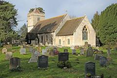 St Lawrence, Sandhurst (Roger Wasley) Tags: st lawrence sandhurst church historic building history gloucestershire holy gloucester