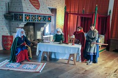 Performance inside the Tower of London.January 24, 2019 (ioannis_papachristos) Tags: history britain england uk toweroflondon london tower actors acting performance theatre play show