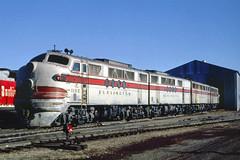 CB&Q FT 110D (Chuck Zeiler 48Q) Tags: cbqft 110d burlington railroad emd locomotive lincoln train alchione chz