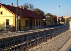 Prague Branik - 10-10-2018 (agcthoms) Tags: czechrepublic prague praha station railways trains cd ceskedrahy czechrailways branik