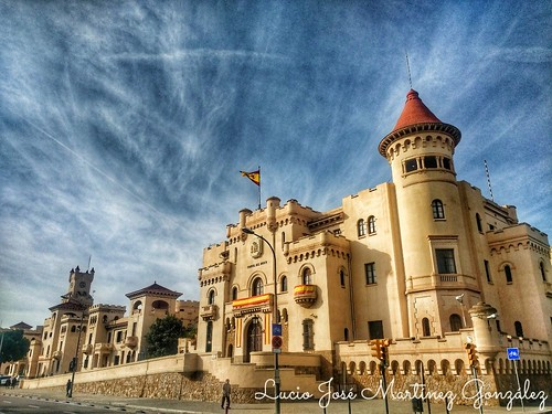 "Castillo del Bruc. Bruc Castle. Barcelona • <a style=""font-size:0.8em;"" href=""http://www.flickr.com/photos/26679841@N00/46240569911/"" target=""_blank"">View on Flickr</a>"