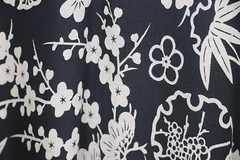 Thai Pattern (561jaclyn) Tags: macro tapestry geometric design style fabric clothing clothes thai thailand asian asia