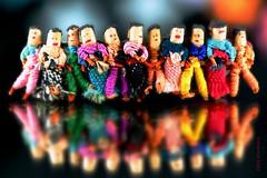'MULTI-COLORA' || DANCING COLORS || (Anne-Miek Bibbe) Tags: multicolora smileonsaturday dancing dansen color kleuren worrydolls canoneos700d canoneosrebelt5idslr annemiekbibbe bibbe nederland 2019 happpysmileonsaturday zorgenpoppetjes wishdolls guatemala hairpin