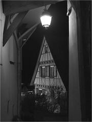 - Horb am Marktplatz - (HOR-BS 696) Tags: berndsontheimer badenwürttemberg horban horbamneckar fachwerkhaus