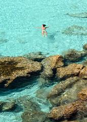 10. Aguas transparentes de Menorca (Diario de un Mentiroso) Tags: menorca