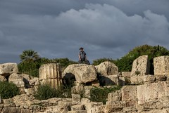 Atop the Ruins of Agrigento (marielochphotography) Tags: travel trapani agrigento sicily ruins