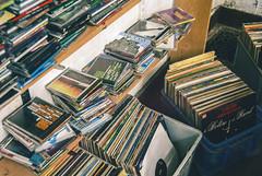 Belgium, Brussels (marina.arriva) Tags: d3000 retro vintage music disc vinyl box art brussels corner nostalgie hobby