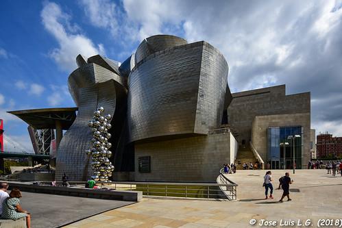 Musel Guggenheim, Bilbao (España)