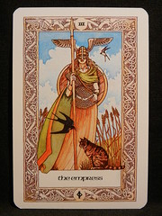 The Empress. (Oxford77) Tags: tarot thenorsetarot norse viking vikings cards card tarotcards