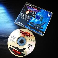 """Gradius II: GOFER no Yabou"" for PC Engine CD-Rom.  #gradius2 #pcengine #konami #gradius #videogames #retrogaming #PCエンジン #グラディウス #グラディウス2 (djdac) Tags: gradius2 pcengine konami gradius videogames retrogaming pcエンジン グラディウス グラディウス2"