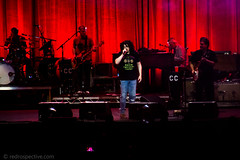 Counting Crows -8363 (MusicCloseup) Tags: 2018 20181028 adamduritz countingcrows europe london october2018 theo2 uk unitedkingdom bluejeans color colour concert concertphotography denim dreadlocks dreads gig glasses hair human jeans livemusic man musicphotography people person red singer singersongwriter singing stage