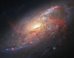 Spiral Galaxy M106 (Sabri KARADOĞAN) Tags: nasa esa hubble hubblespacetelescope hst galaxy spiralgalaxy m106