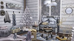 Let The Warmth In Our Home Shelter Us From The Cold Outside (N.O.X) Tags: winter warmth xmas christmas home
