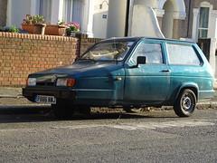 1997 Reliant Robin LX (Neil's classics) Tags: vehicle car 1997 reliant robin lx wagon