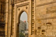 Mumbai, India (Ben Perek Photography) Tags: mumbai india asia hindu colors bombaygate taxi gate gataway indian masala colours architecture buildings building taj majal mahal hotel