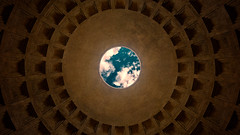 Pantheon - Rome (dl07portfolio) Tags: pantheon dome roof hole sky architecture rome italy circle simmetry