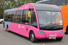 350 YJ61 CGX (ANDY'S UK TRANSPORT PAGE) Tags: buses showbus2018 castledonington nottinghamcitytransport
