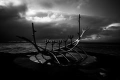 Island2018_BW0039 (schulzharri) Tags: island iceland europe black white schwarz weis travel reise monochrome reykjavik