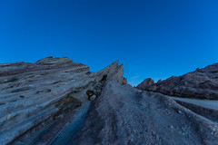 Blue Hour Morning Twilight at Vasquez Rocks (SCSQ4) Tags: aguadulce bluehour california donutstreetmeet hikingtrail morning rocks rocky sunrise trail twilight vasquezrocks landscape