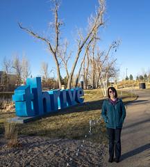 Thrive (noname_clark) Tags: chapungu outdoors katherine thrive blue