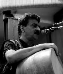Zourkhaneh rythm player, Kerman (2018) (MarcoFlicker) Tags: pahlevani zourkhaneh rituals kerman iran player rythm fuji xe1 fujinon xf 50 f2