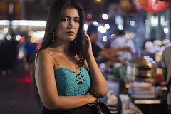 Nelly IMG_6901 RS (Swebbatron) Tags: fashion portrait model naturallight beautiful woman girl canon 50mm 1100d radlab gettotallyrad night street streetphotography bangkok thailand asia southeastasia tegoshimiwa chinatown purpleport modelmayhem asian