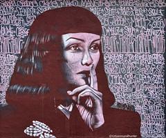 Wynwood Librarian (Atelier Teee) Tags: jamesfaircloth terencefaircloth atelierteee mural wynwoodartsdistrict miami florida
