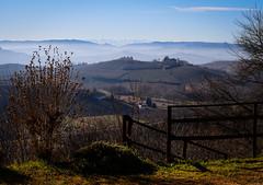 Hills and Alps (Chiaro Chiari) Tags: panorama landscape piemonte monferrrato asti italy italia winter inverno nature natura hills mountains montagne alpi alps colline