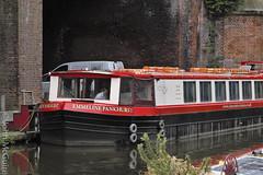 Emmeline Pankhurst Castlefield (jmags53) Tags: boat emmeline pankhurst castlefield canal