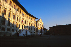 Piazza dei Cavalieri, Pisa (demeeschter) Tags: italy toscana pisa architecture leaning tower medieval church basilica city town river cathedral religion roman unesco world heritage attraction building museum