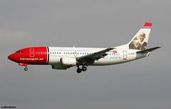 Norwegian Air Shuttle Boeing 737-3K9 LN-KKW / BCN (RuWe71) Tags: norwegianairshuttle dynax norshuttle norwegian norway oslo boeing boeing737 b737 b733 b737300 b7373k9 boeing737300 boeing7373k9 boeing737classic lnkkw cn242131794 barcelonaairport barcelonaelprat barcelonaelpratairport elpratairport aeropuertodebarcelona lebl bcn narrowbody twinjet landing unicef speciallivery specialcolours
