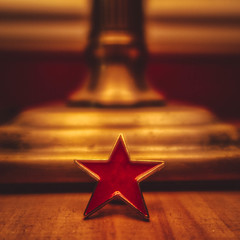74/365 - Red Star