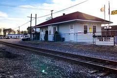 West Frankfort C&EI Depot (davecantrell.net) Tags: chicagoandeasternillinois cei depot westfrankfort illinois