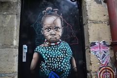 Guaté Mao street art