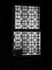 Photo of Black and white night