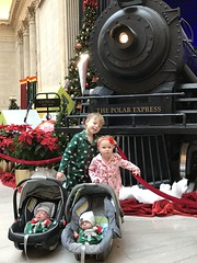 "Family at the Polar Express • <a style=""font-size:0.8em;"" href=""http://www.flickr.com/photos/109120354@N07/44623643140/"" target=""_blank"">View on Flickr</a>"