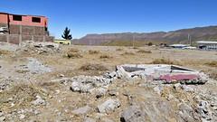 Nach Erdbeben zerstörtes Haus (Sanseira) Tags: peru südamerika chuquibamba ruine erdbeben haus