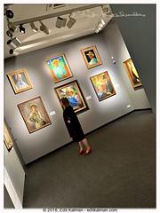 Shining glory (edit eye) Tags: art artgallery gallery jimcarrey kieselbach light painting portrait shine woman