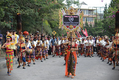 Kintamani Festival, Bali (scinta1) Tags: bali kintamani kedisan peneloken festival traditional traditionaldress musicians performers colourful group people